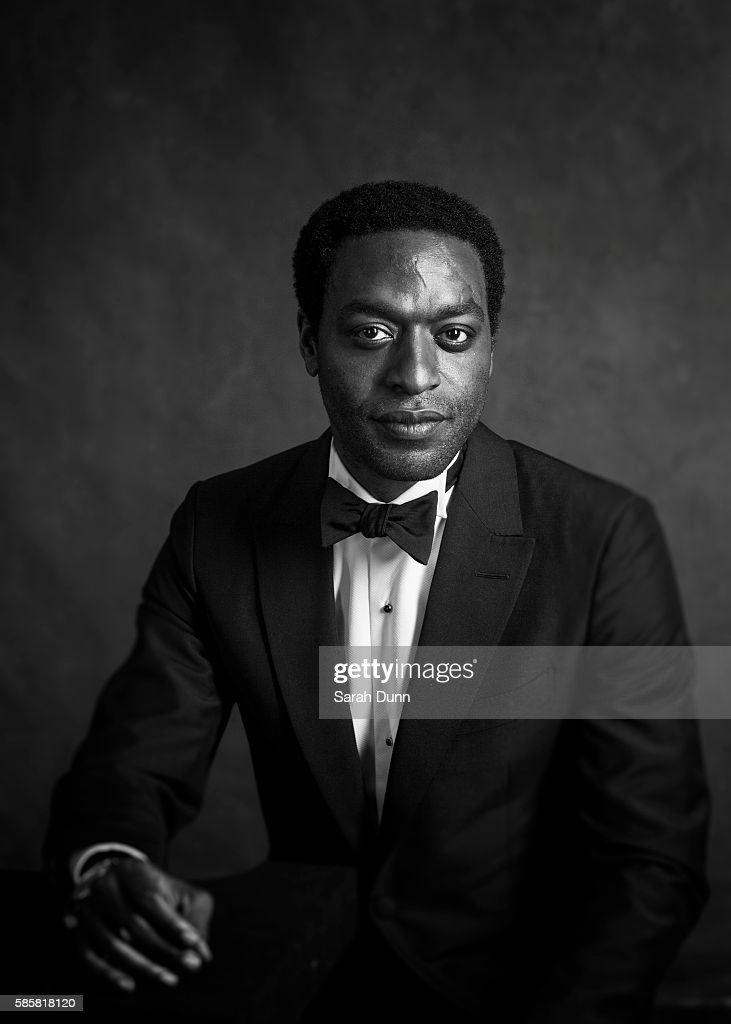 Actor Chiwetel Ejiofor is photographed on April 12, 2015 in London, England.