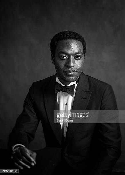 Actor Chiwetel Ejiofor is photographed on April 12 2015 in London England