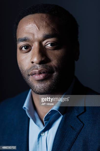 Actor Chiwetel Ejiofor of 'The Martian' poses for a portrait at the 2015 Toronto Film Festival at the TIFF Bell Lightbox on September 11 2015 in...