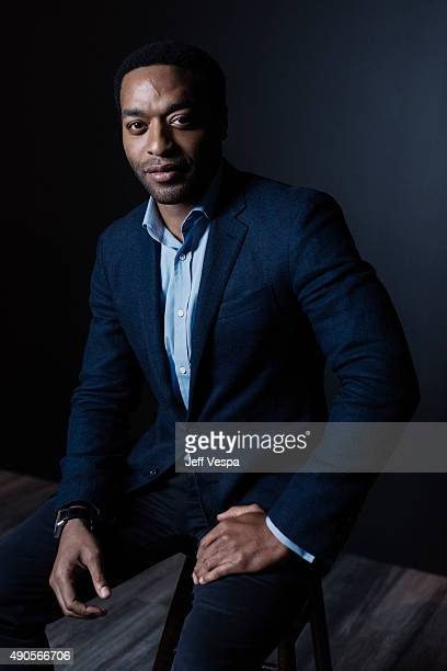 Actor Chiwetel Ejiofor of 'The Martian' poses for a portrait at the 2015 Toronto Film Festival at the TIFF Bell Lightbox on September 15 2015 in...