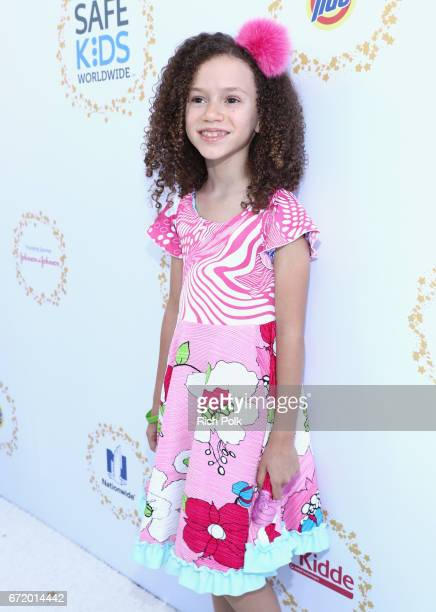 Actor Chloe Coleman attends Safe Kids Day 2017 at Smashbox Studios on April 23 2017 in Culver City California