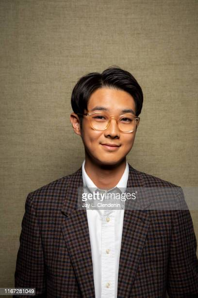 Actor Choi Wooshik from 'Parasite' is photographed for Los Angeles Times on September 7 2019 at the Toronto International Film Festival in Toronto...