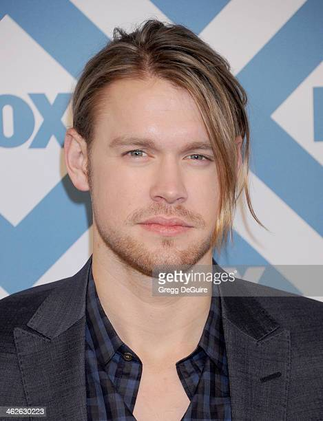 Actor Chord Overstreet arrives at the 2014 TCA winter press tour FOX allstar party at The Langham Huntington Hotel and Spa on January 13 2014 in...