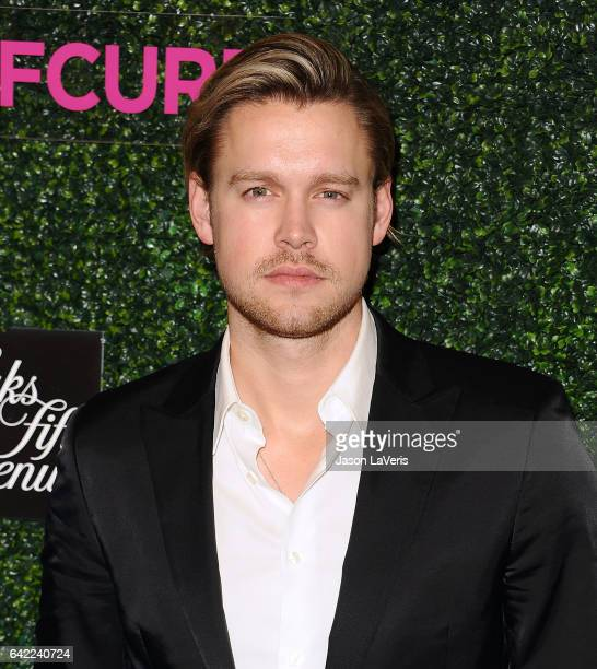 Actor Chord Overstreet attends An Unforgettable Evening at the Beverly Wilshire Four Seasons Hotel on February 16 2017 in Beverly Hills California