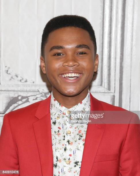 Actor Chosen Jacobs attends Build to discuss the movie IT at Build Studio on August 30 2017 in New York City