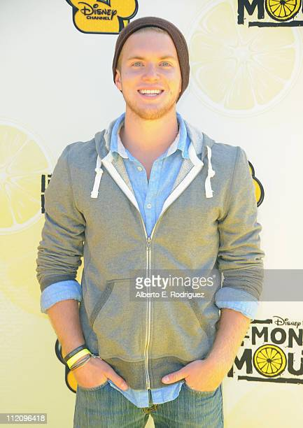 """Actor Chris Brochu arrives to the premiere of Disney Channel's """"Lemonade Mouth"""" at Stevenson Middle School on April 12, 2011 in Los Angeles,..."""