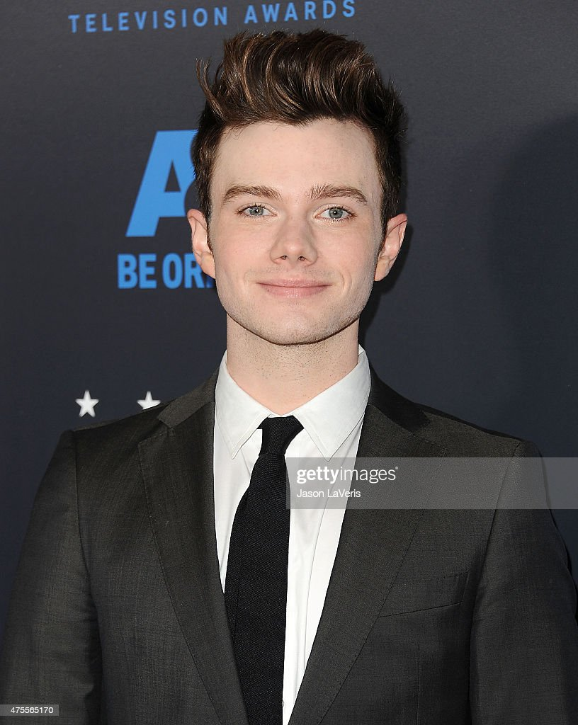Actor Chris Colfer attends the 5th annual Critics' Choice Television Awards at The Beverly Hilton Hotel on May 31, 2015 in Beverly Hills, California.