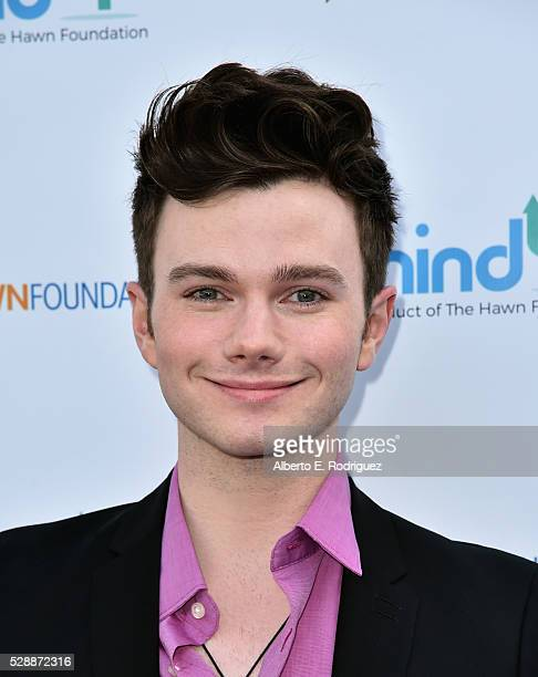 Actor Chris Colferm attends Goldie Hawn's Annual Goldie's Love In For Kids on May 06 2016 in Beverly Hills California