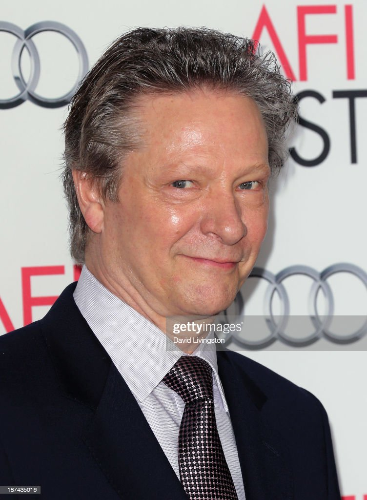Actor Chris Cooper attends the AFI FEST 2013 presented by Audi premiere of The Weinstein Company's 'August: Osage County' at the TCL Chinese Theatre on November 8, 2013 in Hollywood, California.