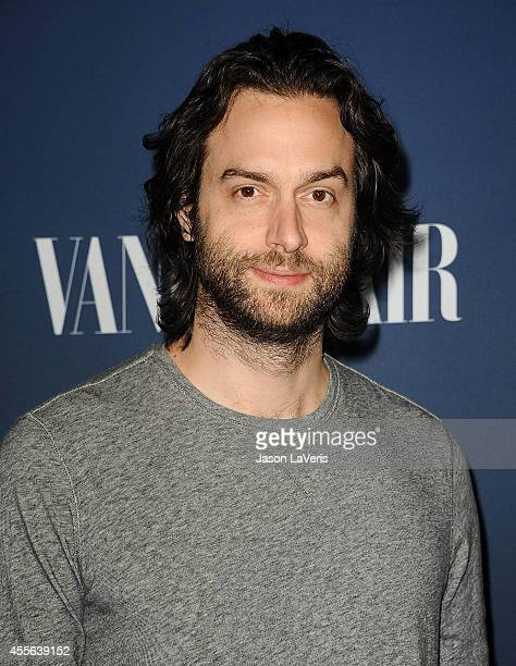 Actor Chris D'Elia attends the NBC Vanity Fair 2014 2015 TV season event at HYDE Sunset Kitchen Cocktails on September 16 2014 in West Hollywood...