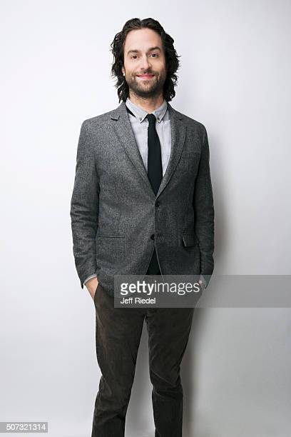 Actor Chris D'Elia is photographed for TV Guide Magazine on January 16 2015 in Pasadena California