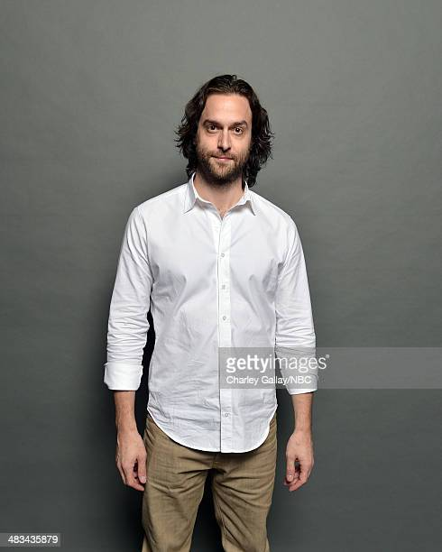 Actor Chris D'Elia poses for a portrait during the 2014 NBCUniversal Summer Press Day at The Langham Huntington on April 8 2014 in Pasadena...