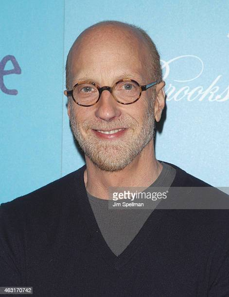 """Actor Chris Elliott attends The Cinema Society and Brooks Brothers host a screening of """"The Rewrite"""" at Landmark's Sunshine Cinema on February 10,..."""