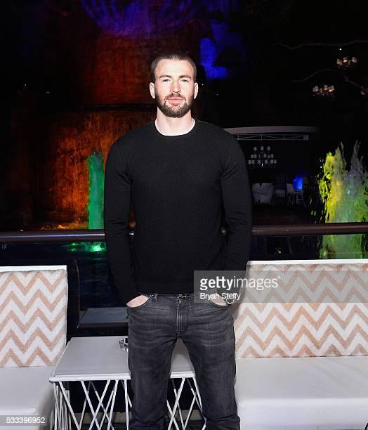 Actor Chris Evans attends Billboard Music Awards kickoff party at Intrigue Nightclub at Wynn Las Vegas on May 21 2016 in Las Vegas City