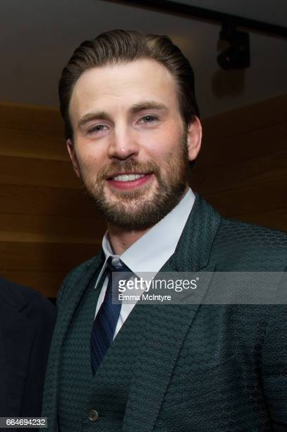 Actor Chris Evans attends the after party for the premiere of Fox Searchlight Pictures' 'Gifted' at Pacific Theaters at the Grove on April 4 2017 in...