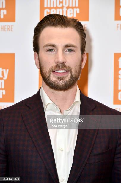 Actor Chris Evans attends the 'Gifted' New York Premiere at New York Institute of Technology on April 6 2017 in New York City