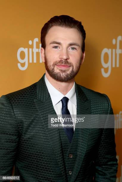 "Actor Chris Evans attends the Los Angeles Premiere of ""GIFTED"" at Pacific Theatres at The Grove on April 4, 2017 in Los Angeles, California."