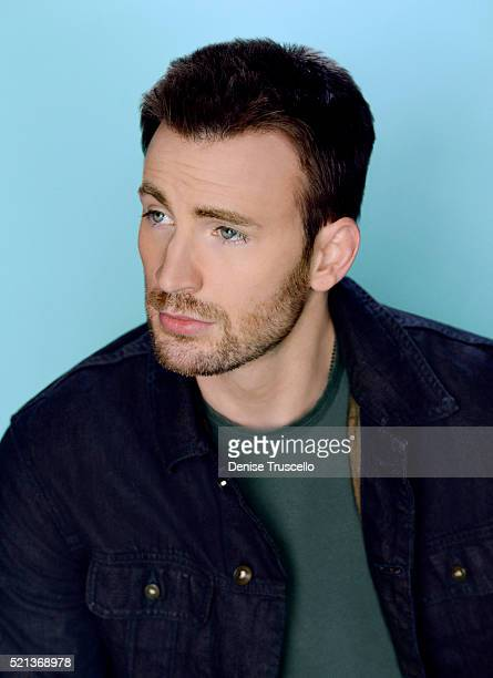 Actor Chris Evans poses for a portrait at the 2013 D23 Expo on August 6, 2013 in Las Vegas, Nevada.
