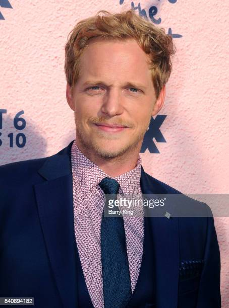 Actor Chris Geere attends the premiere of FXX's 'You're The Worst' Season 4 at Museum of Ice Cream LA on August 29 2017 in Los Angeles California