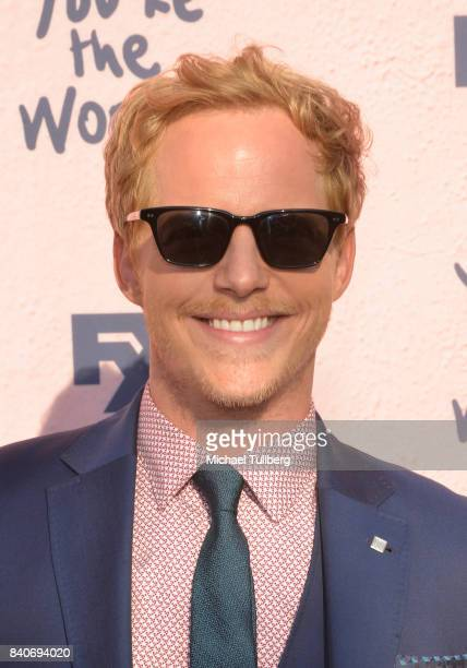 Actor Chris Geere attends the premiere of Season 4 of FXX's You're The Worst at Museum of Ice Cream LA on August 29 2017 in Los Angeles California