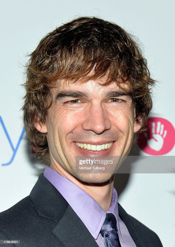 Actor Chris Gorham attends the Unlikely Heroes Red Carpet Spring Benefit held at SupperClub Los Angeles on March 20, 2014 in Los Angeles, California.