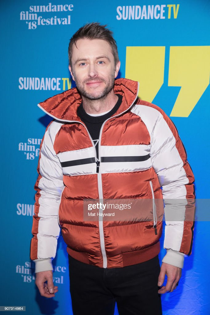 Actor Chris Hardwick attends the 2018 Sundance Film Festival Official Kickoff Party hosted by Sundance TV at Sundance TV HQ on January 19, 2018 in Park City, Utah.