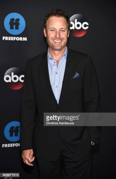 Actor Chris Harrison of The Bachelor Franchise attends during 2018 Disney ABC Freeform Upfront at Tavern On The Green on May 15 2018 in New York City