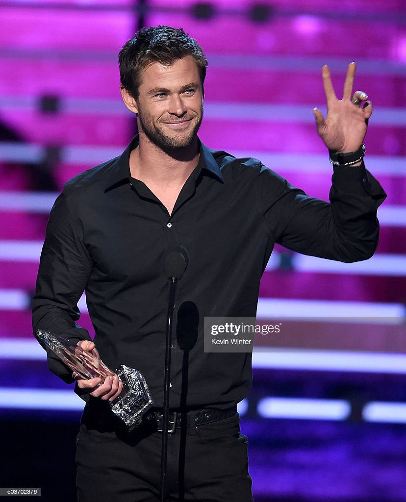 People's Choice Awards 2016 - Show : News Photo