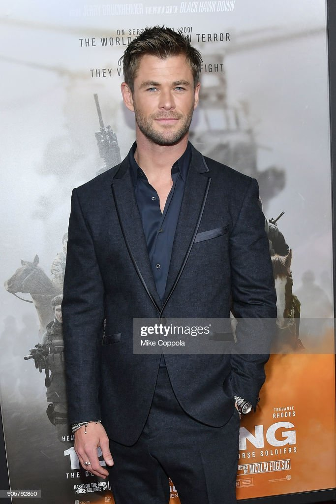 """12 Strong"" World Premiere"