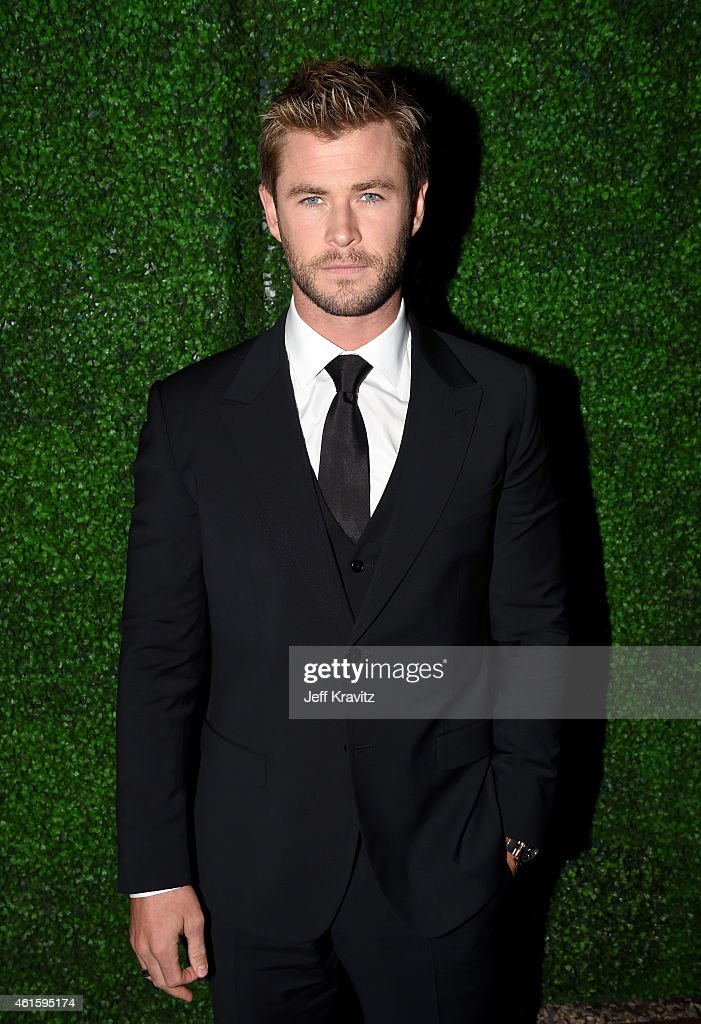 Actor Chris Hemsworth attends the 20th annual Critics' Choice Movie Awards at the Hollywood Palladium on January 15, 2015 in Los Angeles, California.