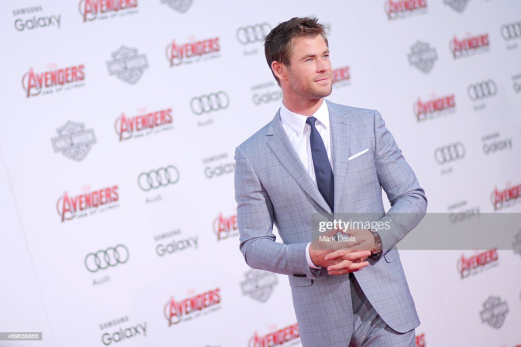 Premiere Of Marvel's 'Avengers: Age Of Ultron'  - Arrivals : News Photo