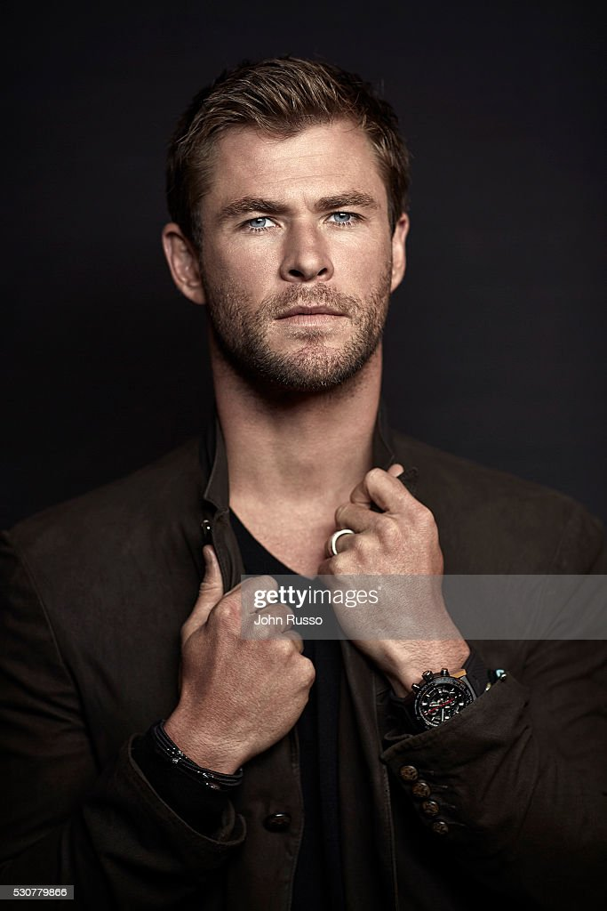 Chris Hemsworth, Modern Luxury, April 1, 2016