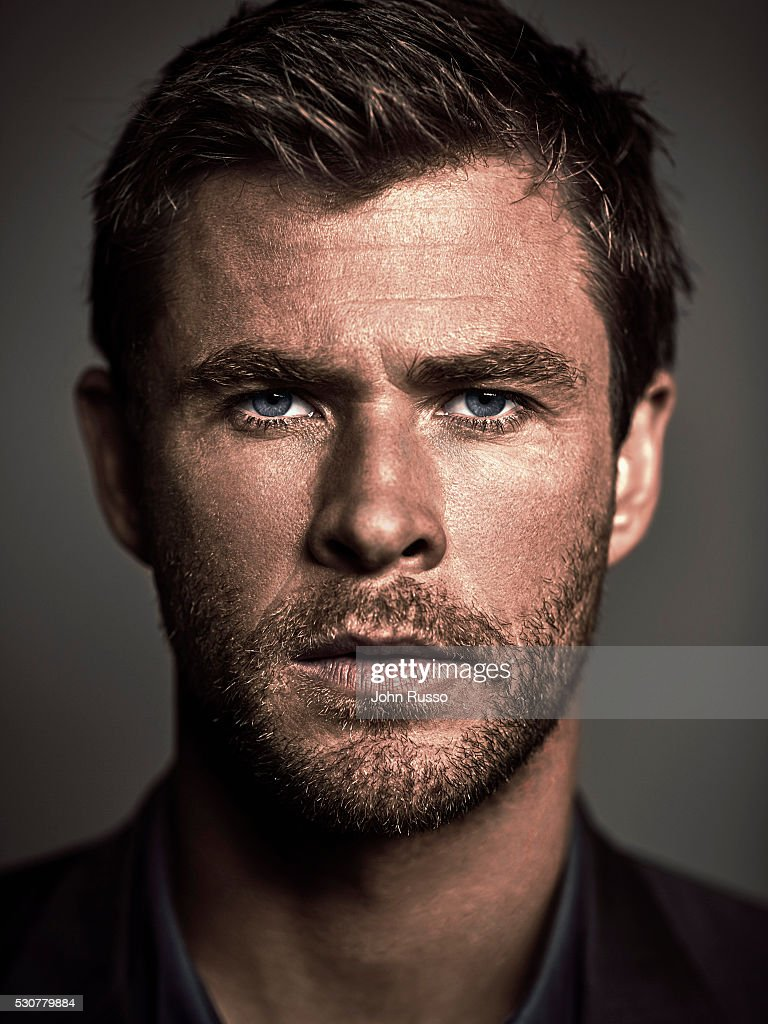 Chris Hemsworth, Modern Luxury, April 1, 2016