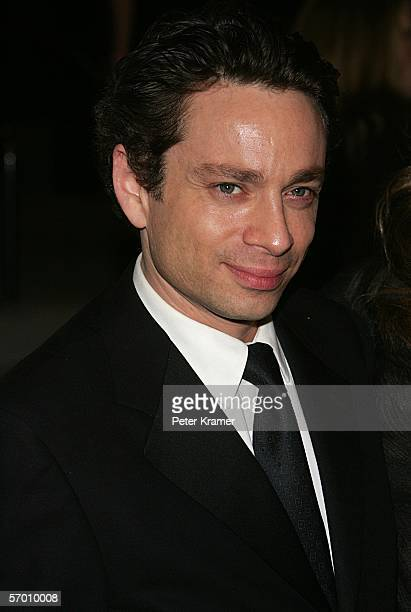Actor Chris Kattan arrives at the Us Weekly and Rolling Stone Oscar Party held at the Pacific Design Center on March 5 2006 in West Hollywood...