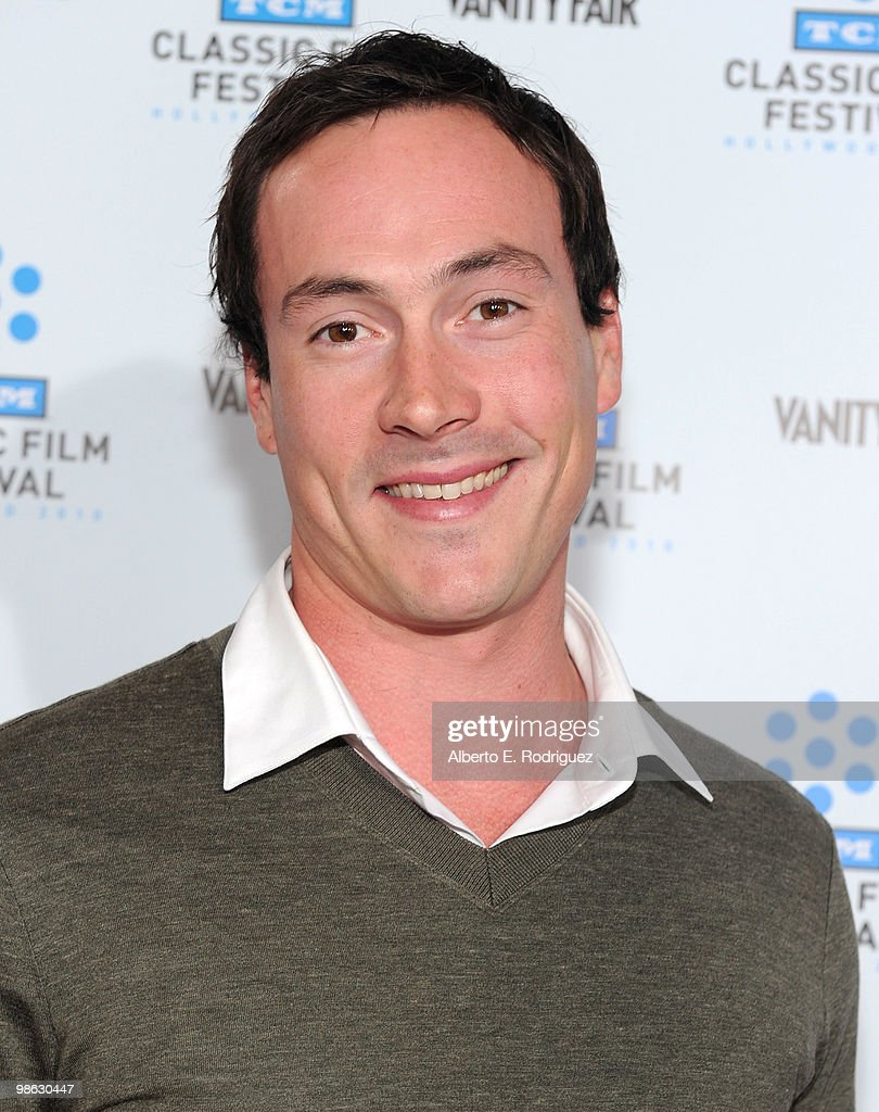 Actor Chris Klein arrives at the TCM Classic Film Festival's gala opening night world premiere of the newly restored film 'A Star Is Born' at Grauman's Chinese Theatre on April 22, 2010 in Hollywood, California.