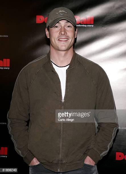 Actor Chris Klein attends Dodgeball The Celebrity Tournament to benefit the Elizabeth Glaser Pediatric Aids Foundation and celebrate the DVD Release...