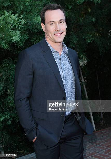 Actor Chris Klein attends the 2012 Saturn Awards at The Castaway Event Center on July 26, 2012 in Burbank, California.