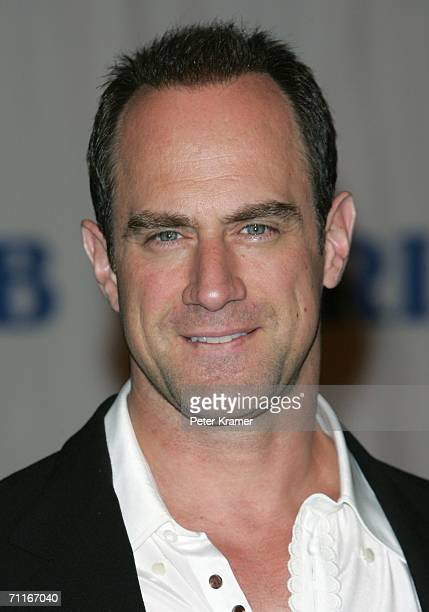 Actor Chris Meloni attends the Friars Club roasting of Jerry Lewis at the New York Hilton on June 9 2006 in New York City