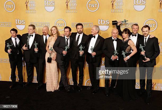 Actor Chris Messina actor John Goodman actor Bryan Cranston actor Kerry Bishe actor Rory Cochrane actor/director Ben Affleck actor Victor Garber...