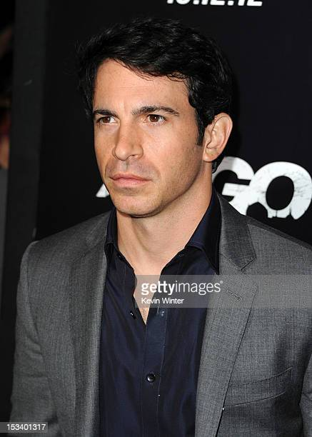 Actor Chris Messina arrives at the premiere of Warner Bros Pictures' 'Argo' at AMPAS Samuel Goldwyn Theater on October 4 2012 in Beverly Hills...
