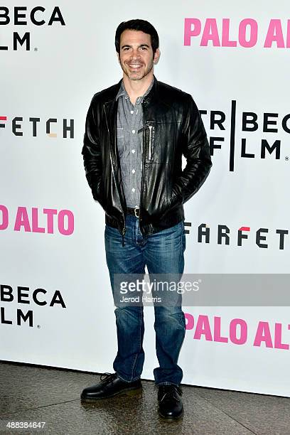 Actor Chris Messina arrives at Tribeca Film's 'Palo Alto' Los Angeles Premiere on May 5 2014 in Los Angeles California