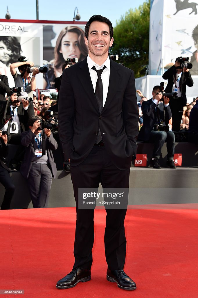 Actor Chris Messina attends the 'Manglehorn' - Premiere during 71st Venice Film Festival on August 30, 2014 in Venice, Italy.