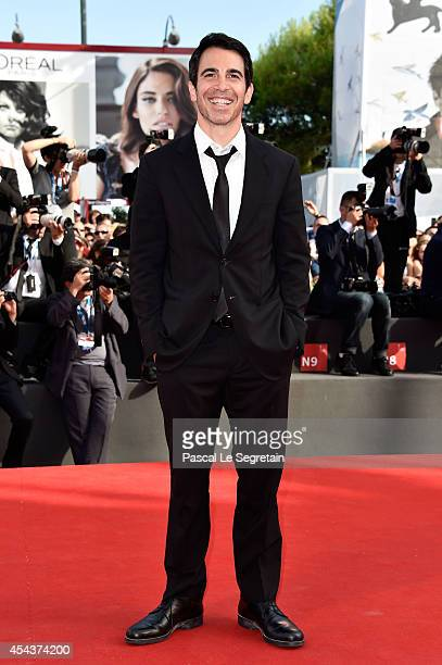 Actor Chris Messina attends the 'Manglehorn' Premiere during 71st Venice Film Festival on August 30 2014 in Venice Italy