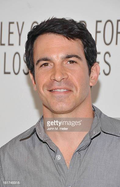Actor Chris Messina attends the PaleyFest for the FOX Fall TV Preview at The Paley Center for Media on September 10 2012 in Beverly Hills California