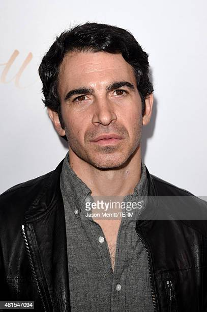Actor Chris Messina attends the premiere of Cinelou Films' 'Cake' at ArcLight Cinemas on January 14 2015 in Los Angeles California