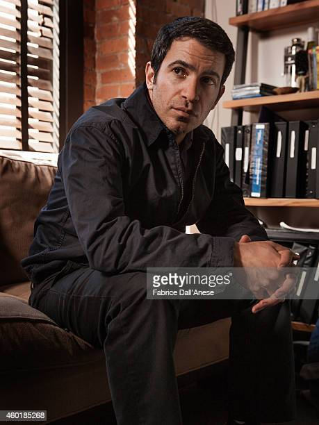Actor Chris Messina is photographed for Vanity Fair Italy on April 23 2014 in New York City