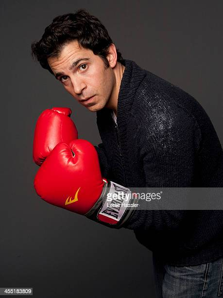 Actor Chris Messina is photographed on April 28 2010 in New York City