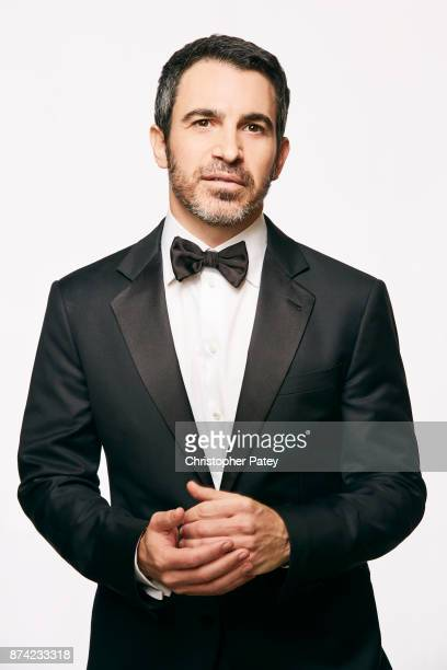 Actor Chris Messina poses for a portrait at the 31st Annual American Cinematheque Awards Gala at The Beverly Hilton Hotel on November 10 2017 in...