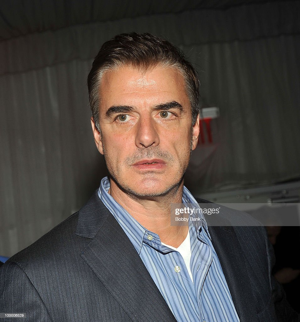 Actor Chris Noth attends the 13th Annual 'Teddy Dinner' for the Dr. Theodore A Atlas Foundation at Hilton Garden Inn on November 19, 2009 in the borough of Staten Island in New York City.