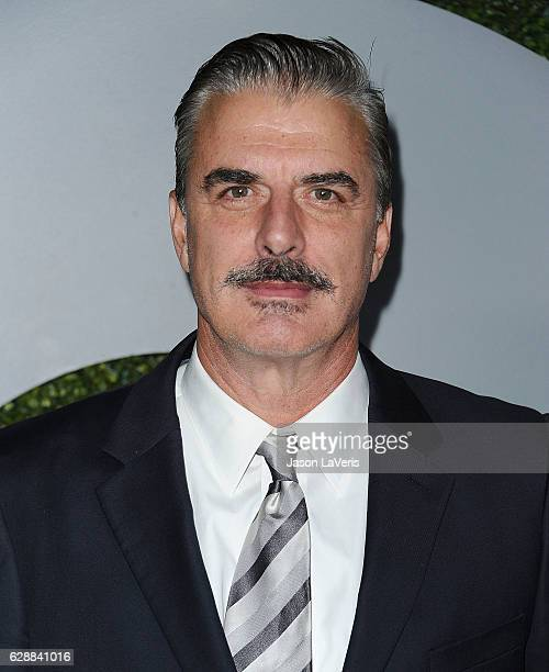Actor Chris Noth attends the GQ Men of the Year party at Chateau Marmont on December 8 2016 in Los Angeles California